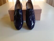 Prada Lace-Up Oxford Shoes SZ 36.5