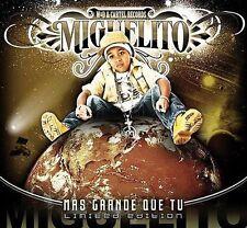 Miguelito : Mas Grande Que Tu: Limited Edition CD