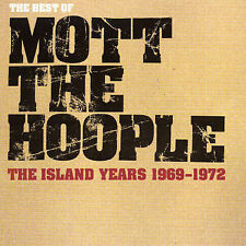 The Best of the Island Years: 1969-1972 by Mott the Hoople (CD, Sep-1998, Spectrum Music (UK))