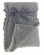 Bubble Baby Blanket Pram Crib Moses Basket For Girls & Boys of  0+ Months