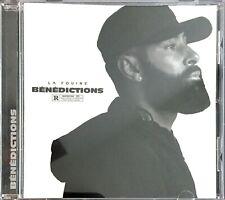 CD ALBUM LA FOUINE BENEDICTIONS EDITION N° 3 AVEC TITRE BONUS RARE COMME NEUF