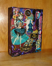 Monster High -  Haunt The Casbah 13 Wishes Frankie Stein - New  See Description