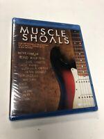Muscle Shoals [Blu-ray], , New DVD, Gregg Allman,Bono,Aretha Franklin,Rick Hall,