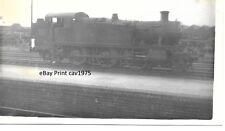 GWR/BR(WR) Prarie Tank Steam Locomotive Photo