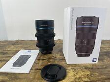 Sirui 35mm F1.8 Anamorphic Lens MFT