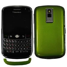 New BlackBerry Bold 9000 1GB Customised Lime Green Back Factory Unlocked 3G GSM