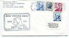 USCGC Woodrush WLB-407 ATON SAR Edgecumbe Alaska Seattle Polar Antarctic Cover