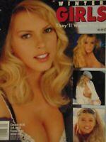 Playboy's Winter Girls February 1996 | Jenny McCarthy Danielle Wheeler    #1411+