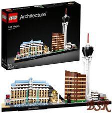 VORVERKAUF LEGO® Architecture: 21047 Las Vegas & 0.-€ Versand & NEU & OVP !