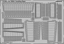 Eduard 72643 Fw 189A-1 Landing Flaps for ICM 1/72