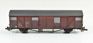 Roco Spur H0 / Gedeckter Güterwagen Zts *CSD* gealtert / Art.Nr. 66667 / A 461