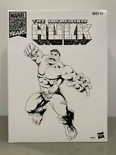 THE INCREDIBLE HULK 80TH YEAR COMIC SDCC 2019 MARVEL LEGENDS NEW FIGURE HASBRO