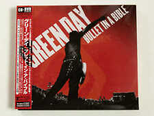 GREEN DAY Bullet In A Bible WPZR-30108/9 JAPAN CD+DVD w/OBI 19465