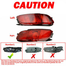 For Lexus RX330 RX350 RX400H 04-09 Pair Rear Marker Reflector Light Lamps Change