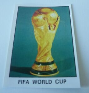 Panini World Cup Story FIFA World Cup Sticker #2 MINT