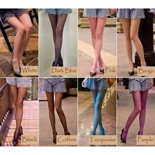 Sexy Womens Lady Hollow-out Fishnet Mesh Pantyhose Stockings Underwear Tights