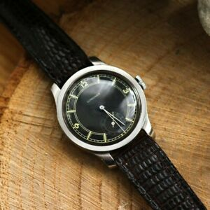 VINTAGE LONGINES SECTOR DIAL 12.68z