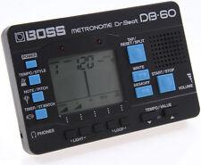 BOSS DB60 - METRONOMO PORTATILE