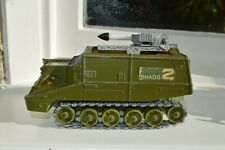 DINKY 353 UFO SHADO 2 MOBILE working Gun, replacement MISSILE