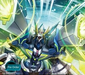 CARDFIGHT VANGUARD V Special Series 01 CLAN COLLECTION VOL 1 Aqua Force