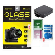 Lens Cap + Lens & LCD HD Glass Screen Protector for GoPro Hero 6 / Hero 5