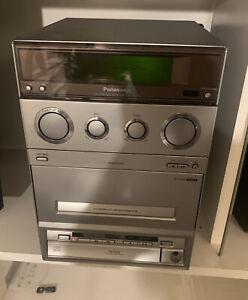Panasonic CD Stereo System SA-PM15