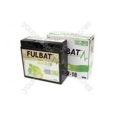 FULBAT Sla12-18 Batterie de remplacement pour ride sur tondeuse à gazon