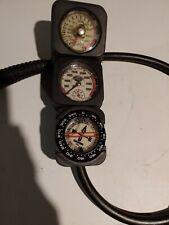 Dacor Scuba Diving Gauges Compass