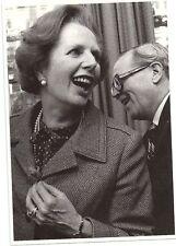 Margaret Thatcher Political Postcard
