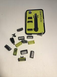 Philips Norelco One blade  New Attachments Only