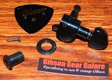Gibson Firebird Grover Tuner Peg Black Inline Guitar Parts Tuning Machine Custom
