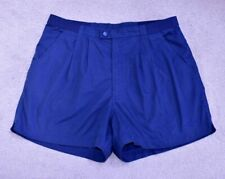 """ADIDAS VINTAGE TENNIS SHORTS OLDSCHOOL THE BUSINESS 70s 80s CASUALS size 36"""" L"""