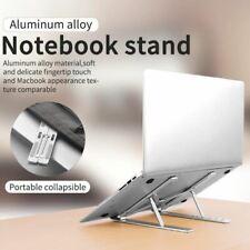 Aluminum Alloy Adjustable Laptop Stand Folding Portable