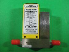 Unit Mass Flow Controller, MFC, 3SLM, O2 -- UFC-1100 -- Used