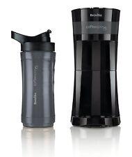 Breville Coffee Express Personal Coffee Machine 500 ml Bottle Black VCF050