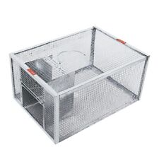 Large Space Automatic Rat Snake Hamster Trap Cage High-Efficiency Mousetrap