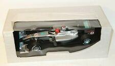 1/18 Mercedes GP Petronas   Launch Car 2010  Michael Schumacher