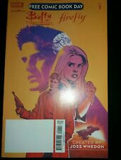 MAY 2019 Buffy The Vampire Slayer Firefly Comic Book Issue 1 MINT NEW NBR FShip