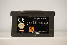 Grand Theft Auto GTA nintendo gameboy advance game boy GBA original 3406