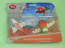 Planes Set Rochelle Chupacabra Disney store Pixar métal Die-cast Avion no Cars
