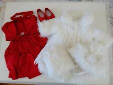 "New-Doll Clothes - Lot #151-Dress/Coat/Hat/Shoes fit 18"" Doll such as Ag Dolls"