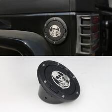 1Pc Fuel Filler Gas Cover Cap for Jeep Wrangler JK Sport Rubicon Sahara 07-17