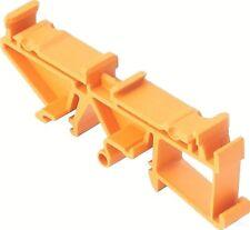 Piede di bloccaggio Weidmuller  1324460000  RF 180 OR,  colore arancione