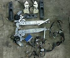 Honda Civic 96-00 power window and door conversion, EK9, EK4, SiR, Si, EM, EJ6.