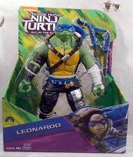 """Teenage Mutant Ninja Turtles Out Of The Shadows 11"""" Leonardo Playmates (Mip)"""