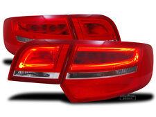 Coppia fanali posteriori LED luci per Audi A3 Sportback (8PA)   dal 2004 al 2008