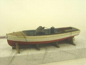 Dampfboot Ladegut  - Aritec HO  Fertigmodell 1:87  - 48780183  #E