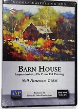 Neil Patterson: Barn - Art Instruction DVD