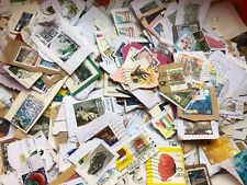More details for 750g postage stamps on paper, uk/world/foreign commemoratives kiloware joblot
