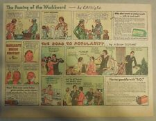 Lifebuoy Soap Ad: The Road To Popularity! Wartime Ad from 1930's